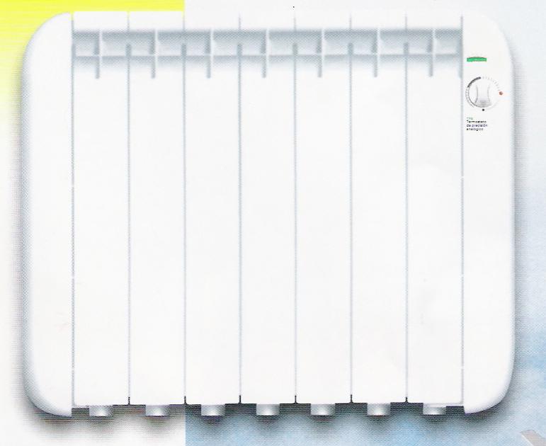Nascimento climatiza o radiadores el ctricos - Radiadores electricos programables ...