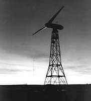 DOE Wind Turbine, Photo:  U.S. Department of Energy (DOE)