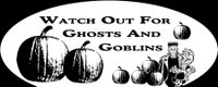 public domain and Halloween or Ghosts and Department of Defense or Goblins