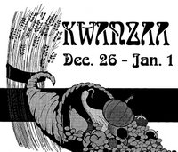 Presidential Message: Kwanzaa 2008