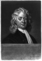 TITLE: Sir Isaac Newton, REPRODUCTION NUMBER: LC-USZ62-10191, Library of Congress Prints and Photographs Division