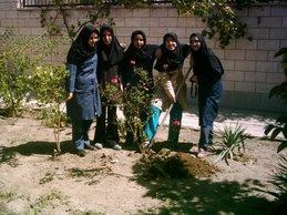 Omran e Andishe ENO students