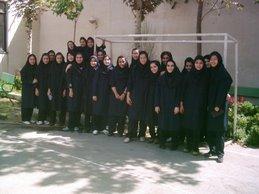 Saba High School ENO team