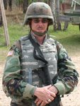 "Sergeant Nathaniel ""Brad"" Lindsey ~ United States Army"