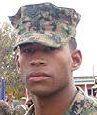 Petty Officer 3rd Class Marques J Nettles ~ United States Navy