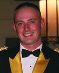 First Lieutenant Erik McCrae ~ United States Army