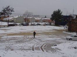 Un dia d'hivern un caminant