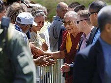 His Holiness the 14th Dalai Lama of TIbet