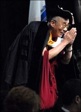 His Hokiness the 14th Dalai Lama of TIbet