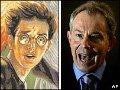 Harry Potter and Tony Blair