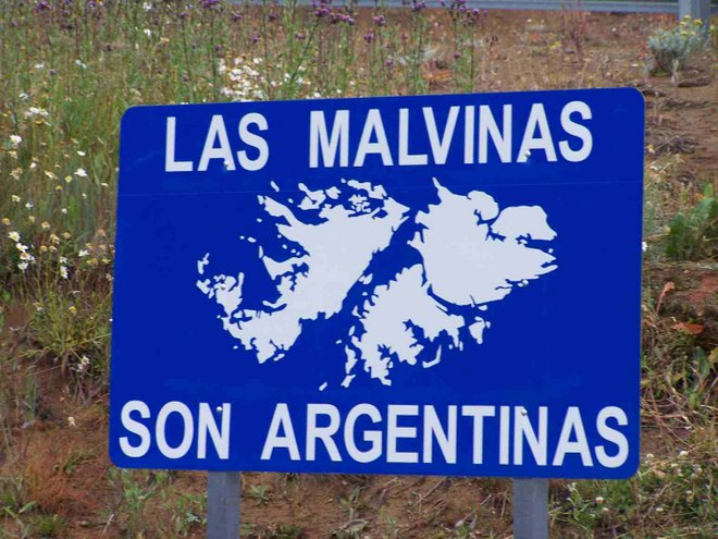<b>Las Malvinas <i>SON</i> Argentinas</b>