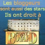 les bloggeurs à Fort Boyard