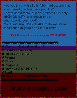 Boxabox a pharmacy online spammer