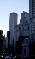 The World Trade Center in 2000