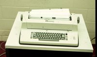 IBM 2741 terminal, mid-1970s