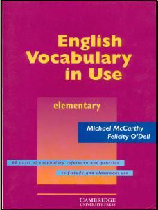 آموزش مقدماتي لغات كاربردي زبان انگليسي
