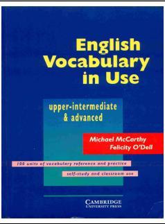 آموزش پيشرفته لغات كاربردي زبان انگليسي
