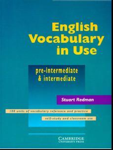 آموزش متوسط لغات كاربردي زبان انگليسي