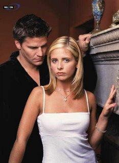 El amor imposible une y separa a Buffy y Ángel