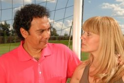 Primera entrevista que otorgo Hugo Sánchez como DT del TRI - Revista Fox Sports en español