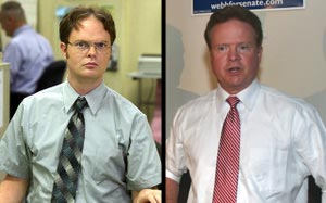 Jim Webb IS Dwight Schrute