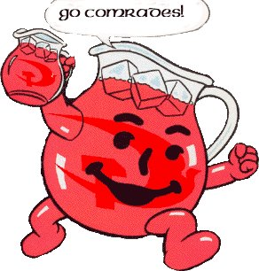DRINK YOUR KOOL-AID THE DEMS ARE IN CONTROL!