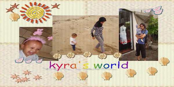 KYRA...this angel is always in my mind