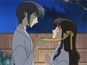 Yuki and Tohru from Fruits Basket EP12