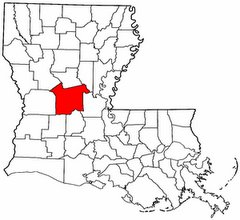 Rapides Parish, Louisiana
