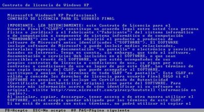 instalar windows xp