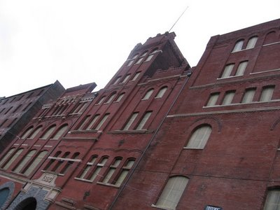 Memphis' Castle