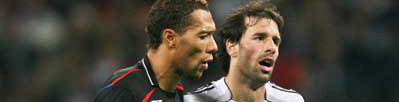 van Nistelrooy and Carew