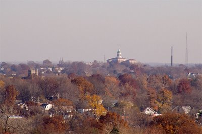 view of Missouri State Hospital from a distance