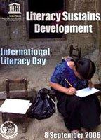 8 sept - International Literacy Day