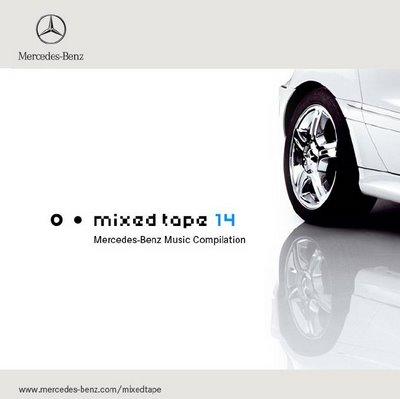 Mercedes Benz Mixed Tape - vol. 14
