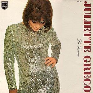 Juliette Gréco | La Femme