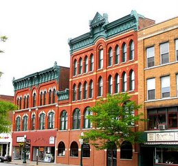 Downtown Cortland: Main Street