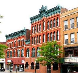 Downtown Cortland: Main Street