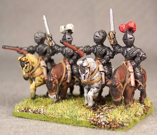 Austrian Cuirassiers