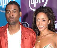 chris rock divorce 2013