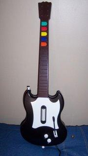 El mando guitarra o la guitarra mando, segun gustos...