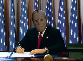 Bush to sign Internet Gambling Enforcement Act into law on Friday the 13th