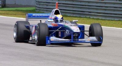 Formula One racing car