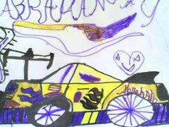 Diseño de Abraham Cordero, mi amado Hijo