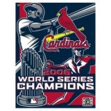 2006 World Series Champs - Cardinals