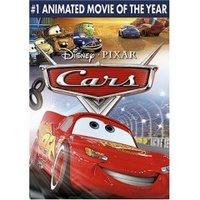 Cars D.V.D. Image