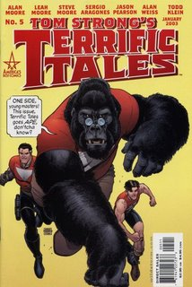 Tom Strong's Terrific Tales #5
