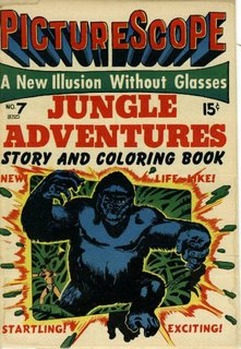 Picture Scope Jungle Adventures #7