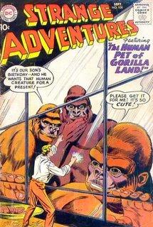 Strange Adventures #108