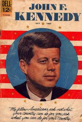 John F. Kennedy #1